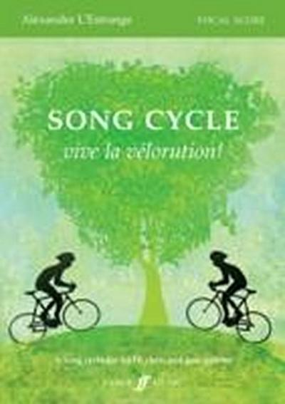 Song Cycle: Vive la Velorution! (Mixed Voice with Jazz Quint