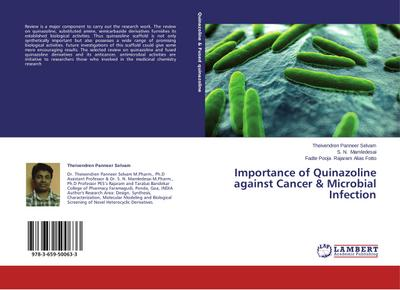 Importance of Quinazoline against Cancer & Microbial Infection