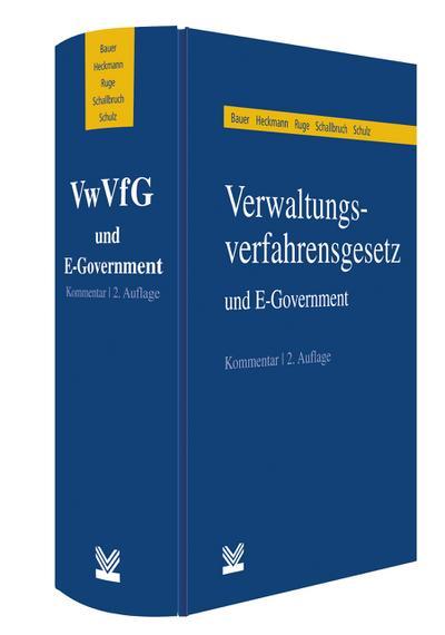 Verwaltungsverfahrensgesetz (VwVfG) und E-Government, Kommentar