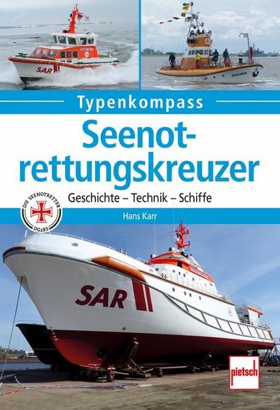 Seenotrettungskreuzer; Typenkompass; Deutsch
