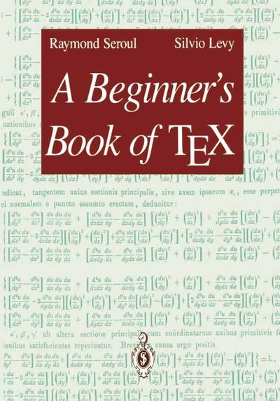 Beginner's Book of TEX