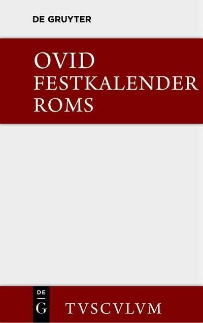 Fasti / Festkalender Roms