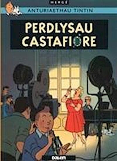 Cyfres Anturiaethau Tintin: Perdlysau Castafiore