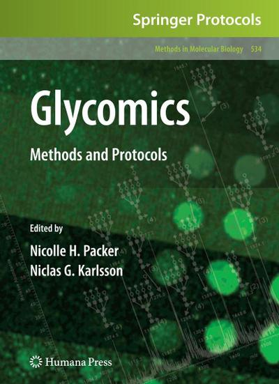 Glycomics: Methods and Protocols