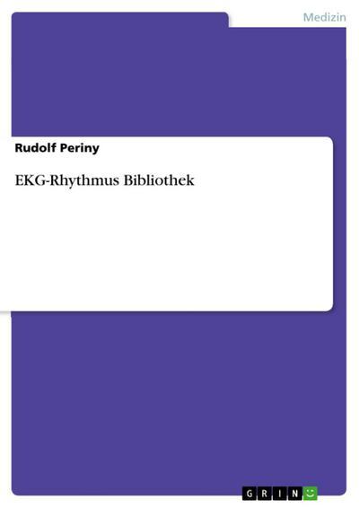 EKG-Rhythmus Bibliothek