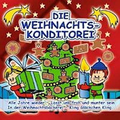 Die Weihnachtskonditorei 1