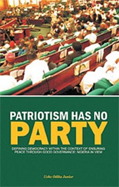 Patriotism Has No Party