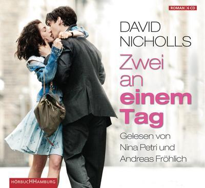 Zwei an einem Tag.; 6 CDs; Übers. v. Jakob, Simone; Deutsch