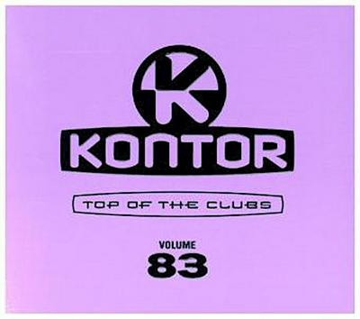 Kontor Top Of The Clubs Vol.83