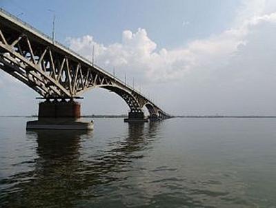 Saratow Brücke - 500 Teile (Puzzle)