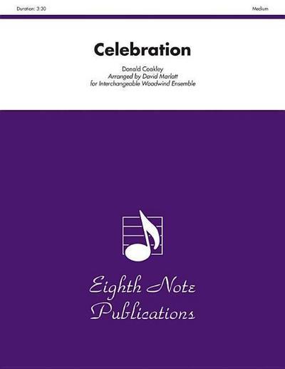 Celebration: Score & Parts