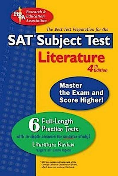 SAT Subject Test(tm) Literature