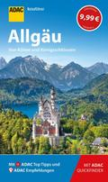 ADAC Reiseführer Allgäu