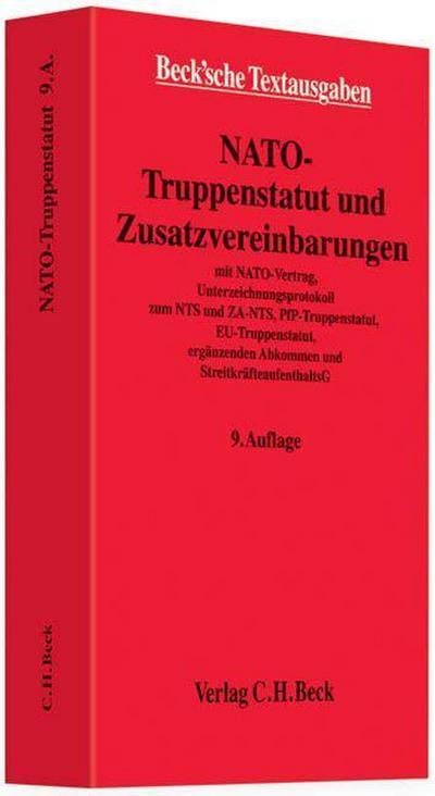 NATO-Truppenstatut und Zusatzvereinbarungen
