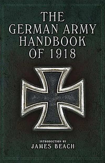 German Army Handbook of 1918