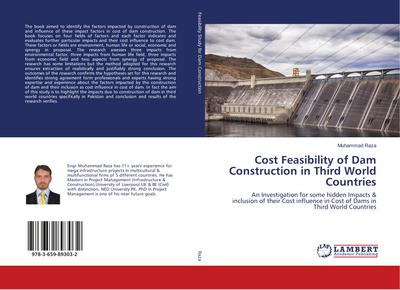 Cost Feasibility of Dam Construction in Third World Countries