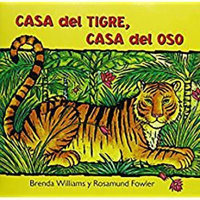 Senderos Estándares Comunes: Read Aloud Grade K Casa del Tigre, Casa del Oso (Unit 3, Bood 14)