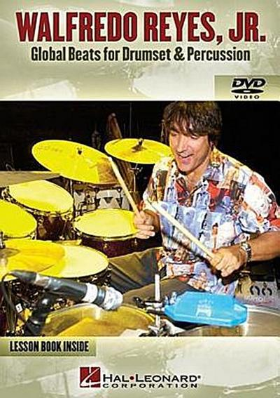Global Beats For Drumset and Percussion