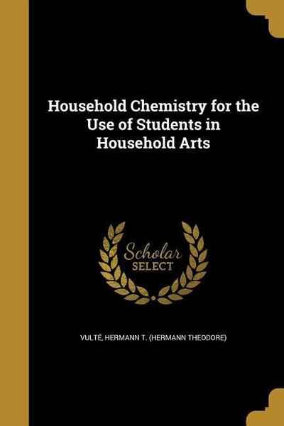 HOUSEHOLD CHEMISTRY FOR THE US