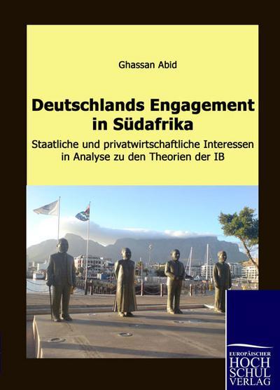 Deutschlands Engagement in Suedafrika