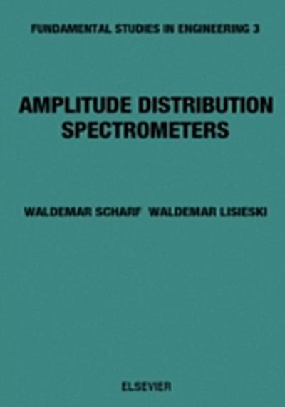 Amplitude Distribution Spectrometers V3