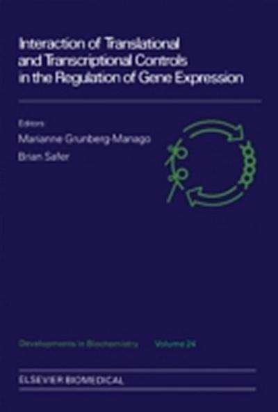 Interaction of Translational and Transcriptional Controls in the Regulation of Gene Expression