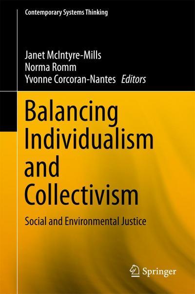 Balancing Individualism and Collectivism