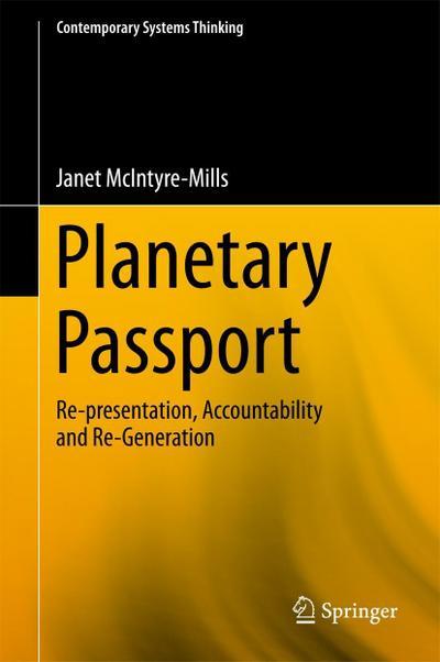 Planetary Passport