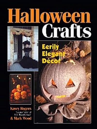 Halloween Crafts - Eerily Elegant Décor