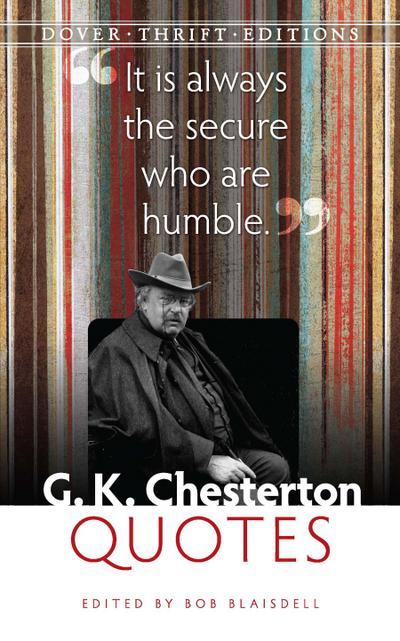 G. K. Chesterton Quotes