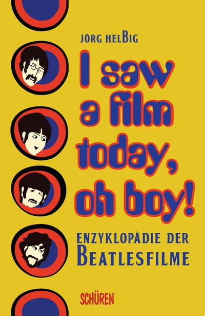 I saw a film today, oh boy!