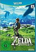 The Legend of Zelda: Breath of the Wild, 1 Nintendo Wii U-Spiel