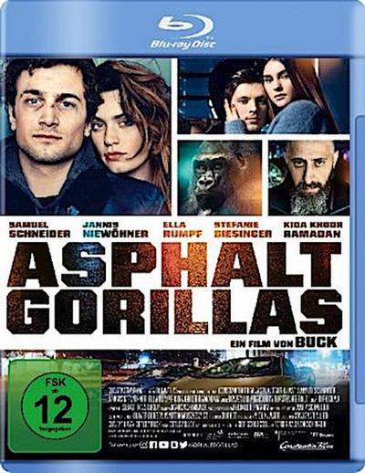 Asphaltgorillas, 1 Blu-ray