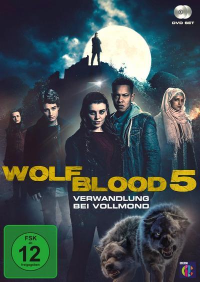 Wolfblood 5 - Verwandlung bei Vollmond - 2 Disc DVD