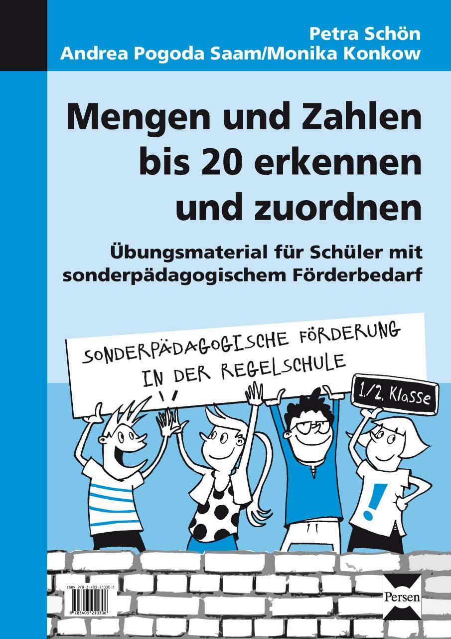 Mengen und Zahlen bis 20 erkennen und zuordnen Petra Schön