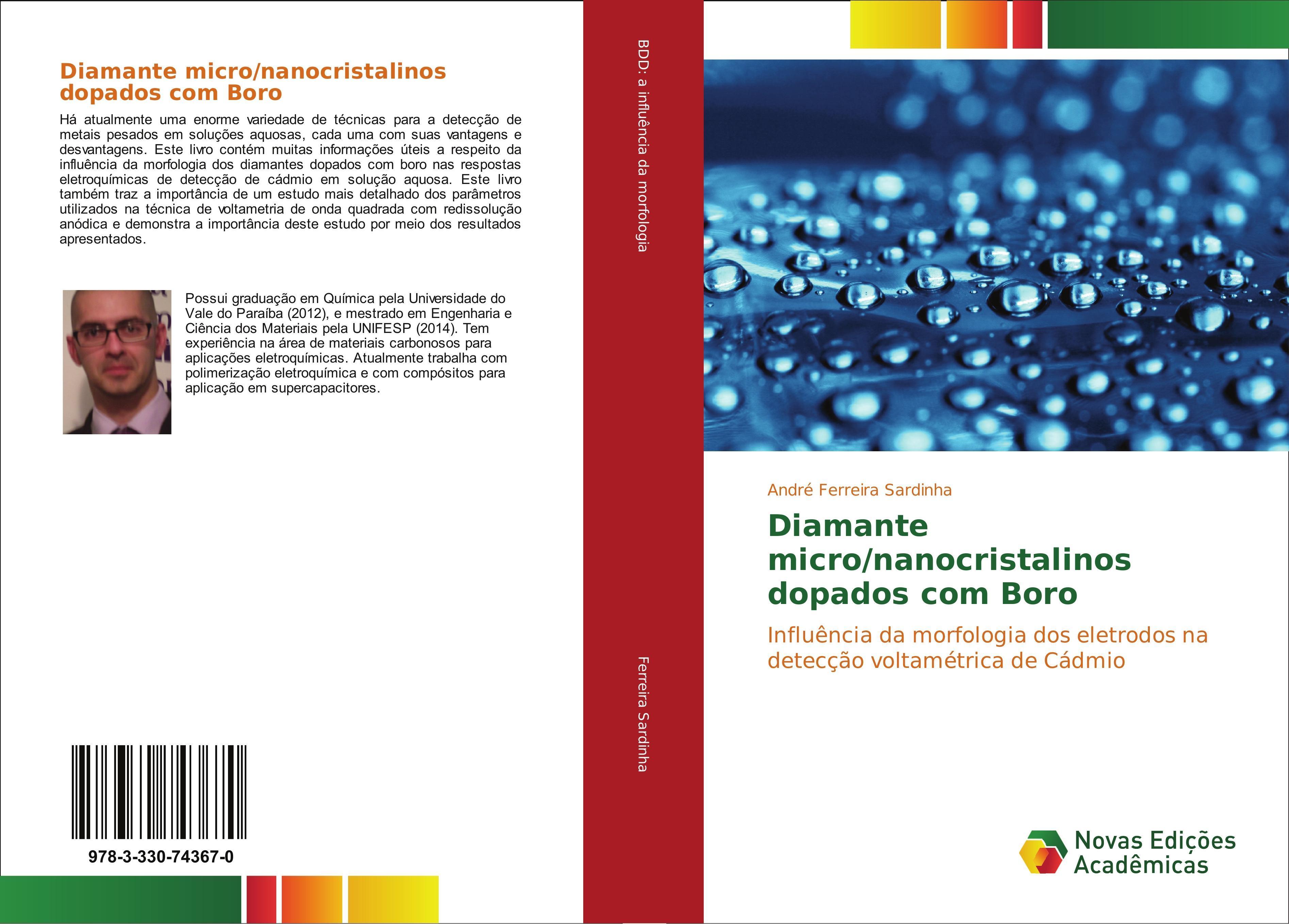 André Ferreira Sardinha / Diamante micro/nanocristalinos dop ... 9783330743670