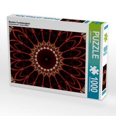 Mandala Furchtlosigkeit (Puzzle)