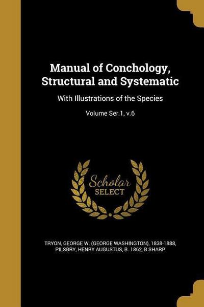 MANUAL OF CONCHOLOGY STRUCTURA
