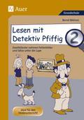 Lesen mit Detektiv Pfiffig 2