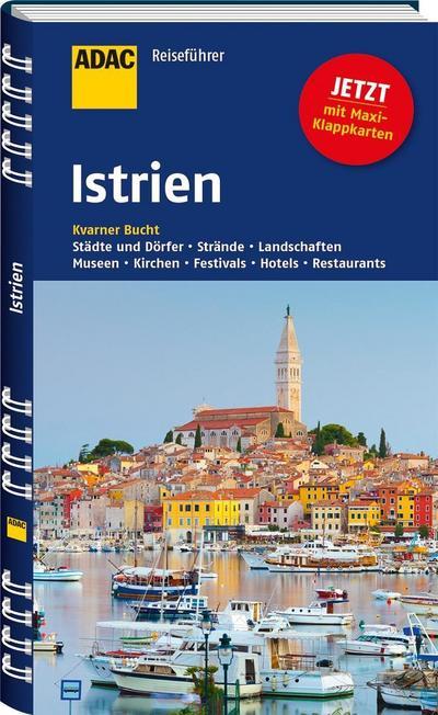 ADAC Reiseführer Istrien und Kvarner Bucht