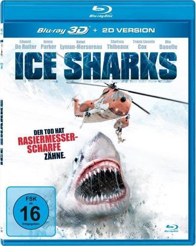 Ice Sharks 3D