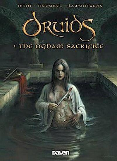 The The Ogham Sacrifice