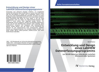 Entwicklung und Design eines LabVIEW Datenerfassungsprogramms