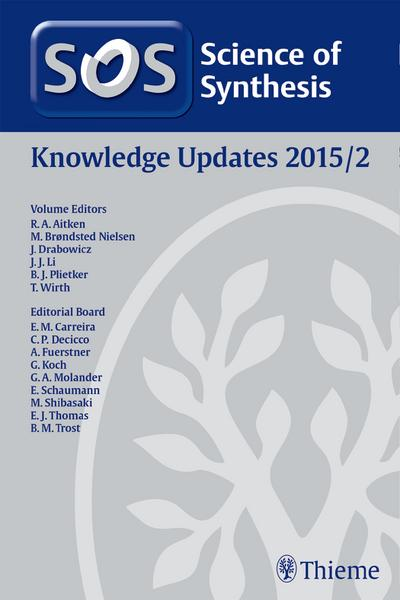 Science of Synthesis Knowledge Updates: 2015/2