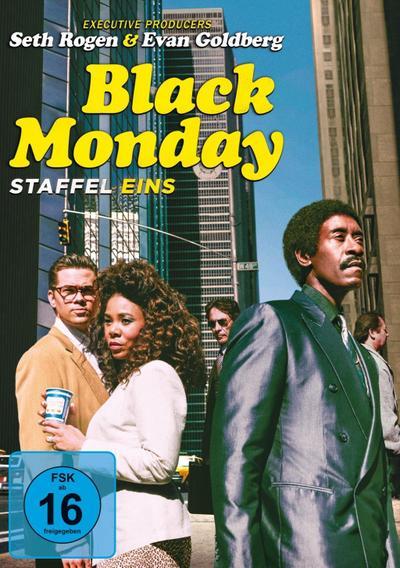 Black Monday - Staffel 1