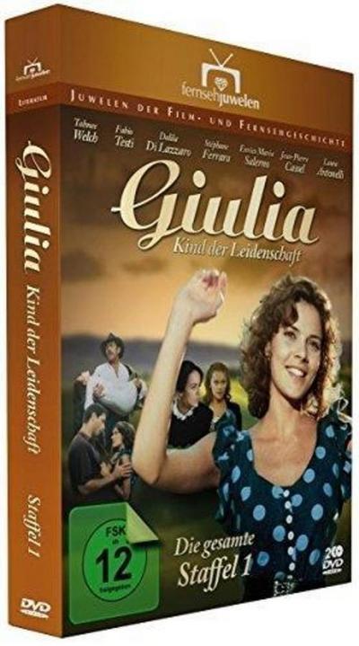 Giulia - Kind der Leidenschaft (Staffel 1)