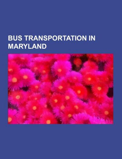 Bus transportation in Maryland