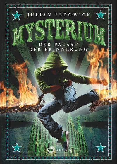 Mysterium. Der Palast der Erinnerung; Mysterium; Übers. v. Ahrens, Henning; Deutsch