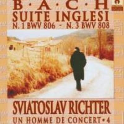 Suite Inglesi 1-3 Bwv 806-808