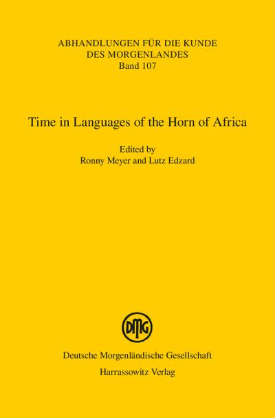 Time in Languages of the Horn of Africa